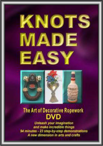 Knots Made Easy, a DVD