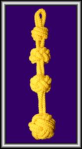 Simple bell rope
